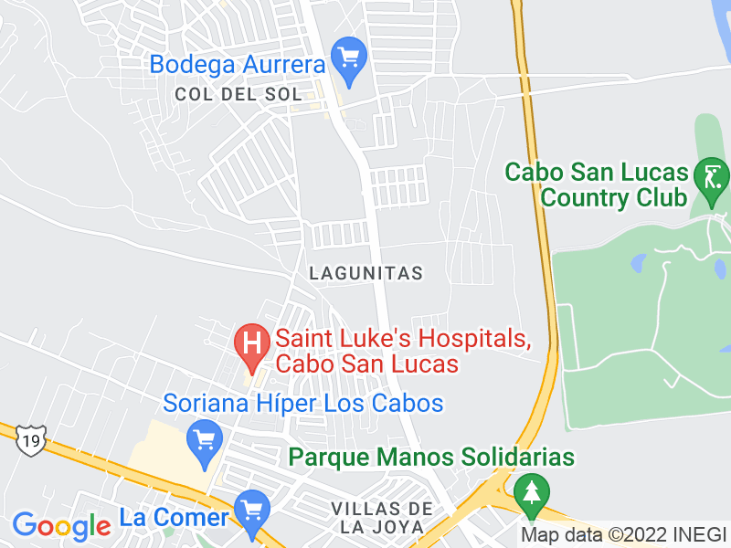 Las Lagunitas, Baja California Sur