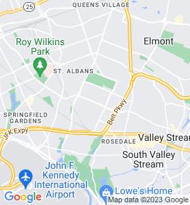 Laurelton NY Map