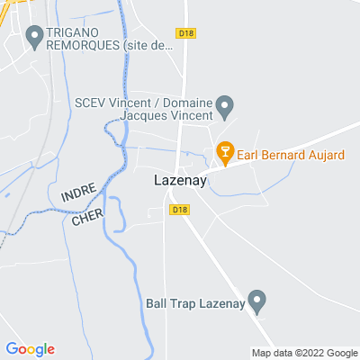 bed and breakfast Lazenay