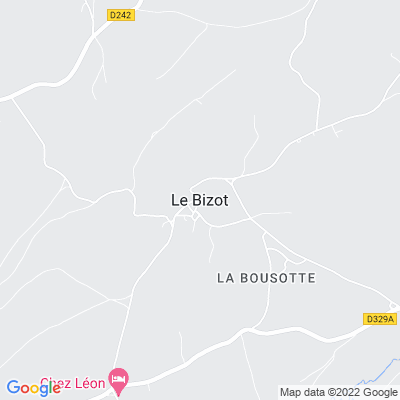 bed and breakfast Le Bizot