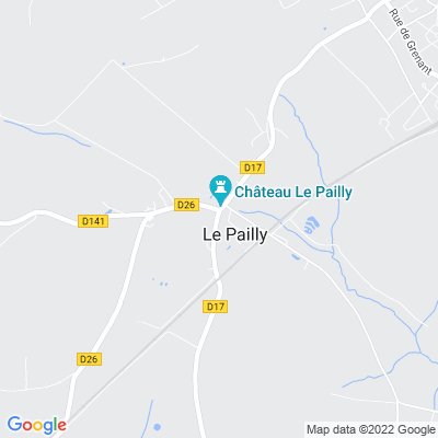 bed and breakfast Le Pailly
