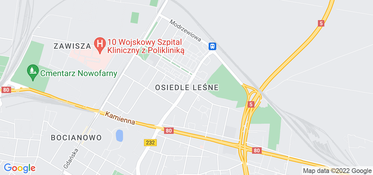 Osiedle Leśne w Bydgoszczy – w tych punktach ekspresowo wyślesz turbinę do autoryzowanego serwisu