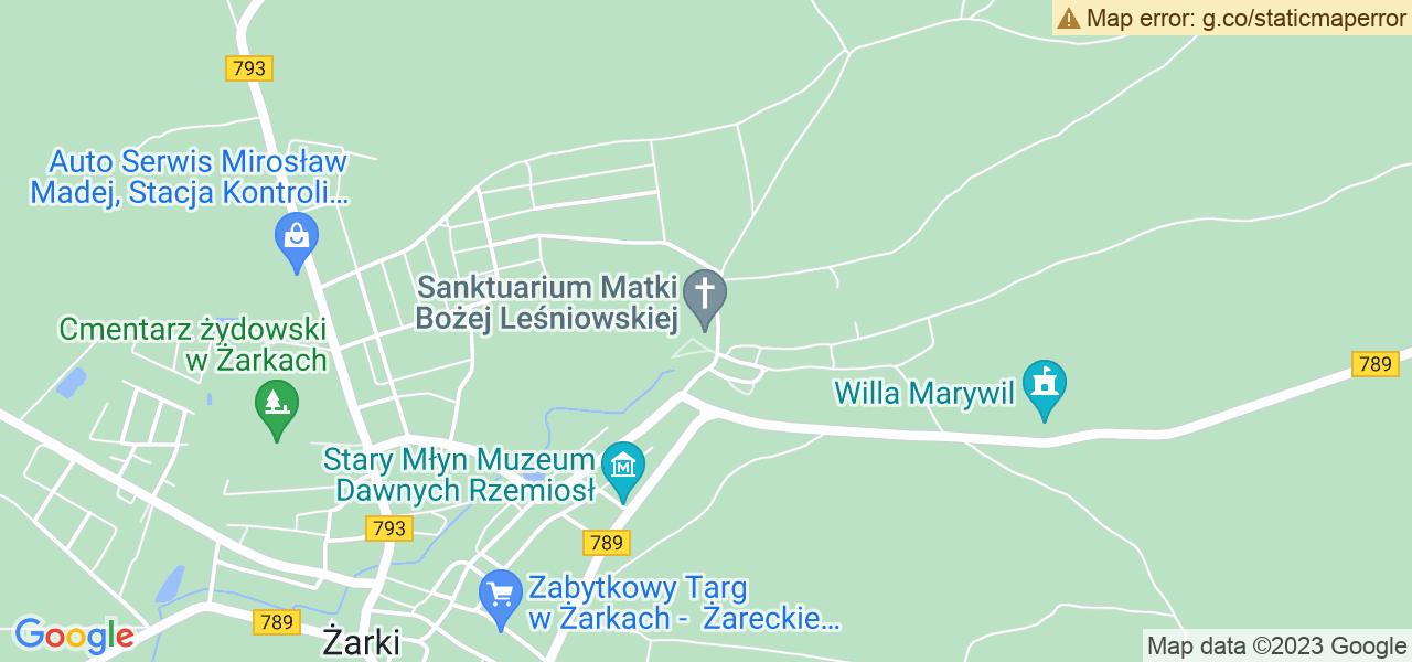 Osiedle Leśniowa w Libiążu – w tych punktach ekspresowo wyślesz turbinę do autoryzowanego serwisu
