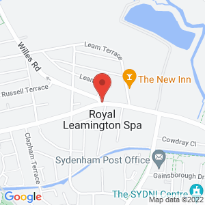 Location of Art Lounge - Warwick Studio