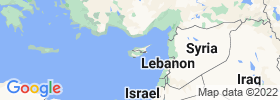 Lefkosia map