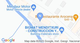 SAMPI ARAGON mapa