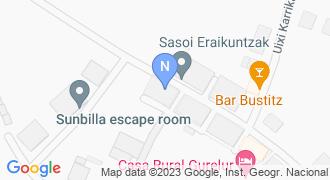 TRANS-AMALUR GARRAIOAK mapa