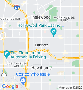 Lennox CA Map