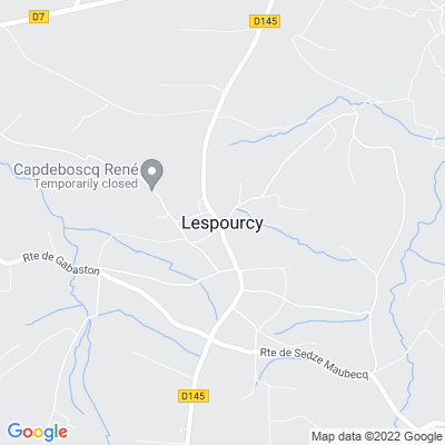 bed and breakfast Lespourcy