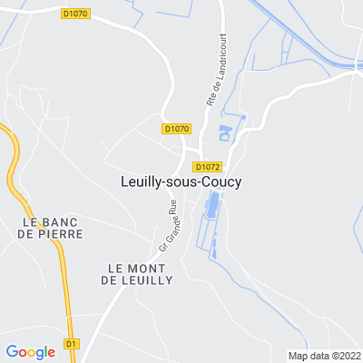 bed and breakfast Leuilly-sous-Coucy