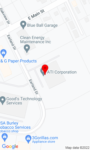 Google Map of Level-Best: Laser Grading Box 250 Earland Drive, New Holland, PA, 17557
