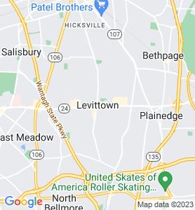 Levittown NY Map