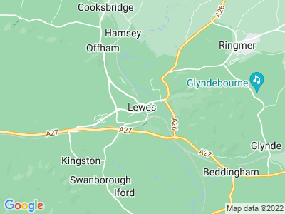Personal Injury Solicitors in Lewes