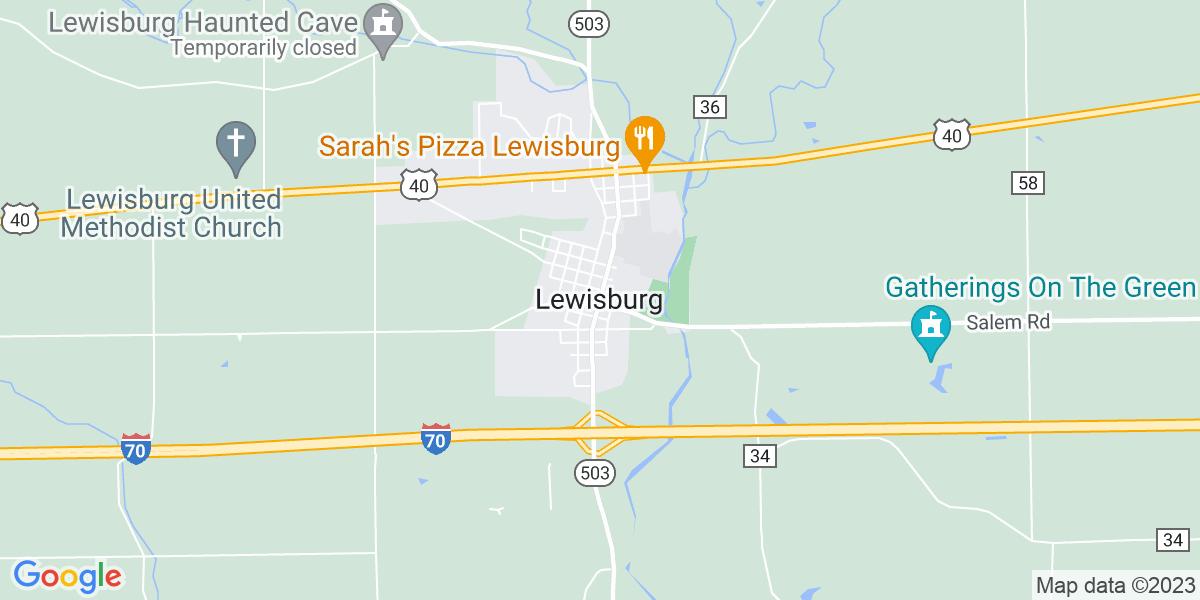 Lewisburg, OH