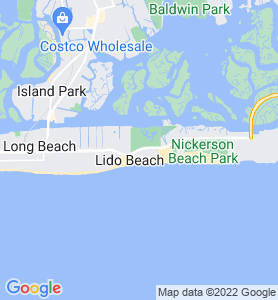 Lido Beach NY Map