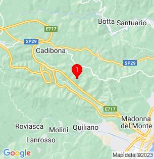 Google Map of Ligurien, Liguria, Italy