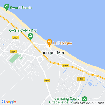 bed and breakfast Lion-sur-Mer