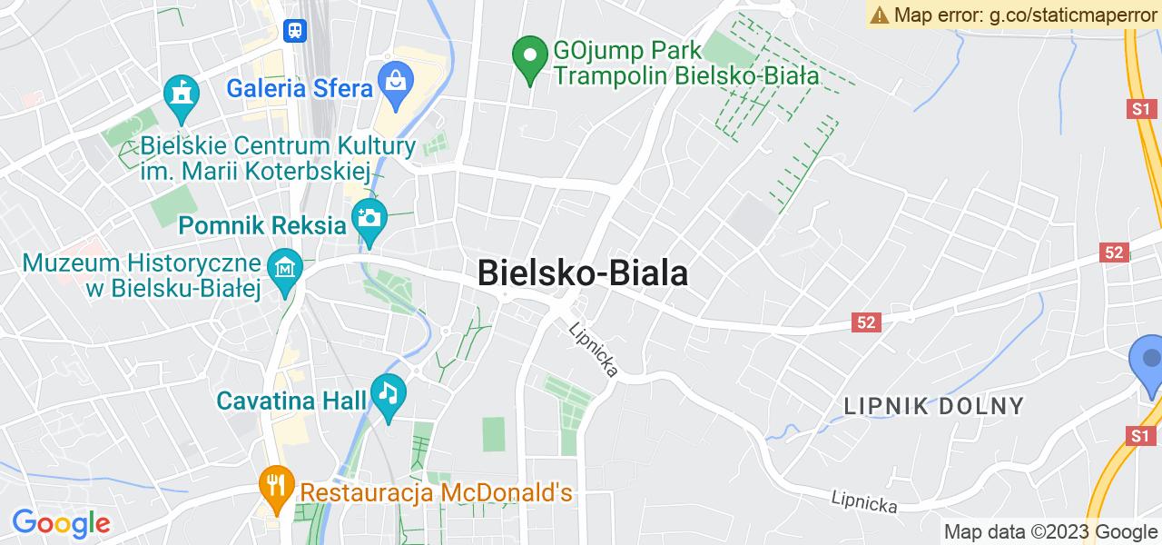Osiedle Lipnik w Bielsku-Białej – w tych punktach ekspresowo wyślesz turbinę do autoryzowanego serwisu