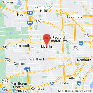 Livonia, Michigan industrial painting service area