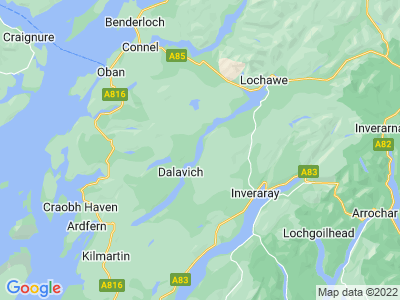 Personal Injury Solicitors in Loch Awe