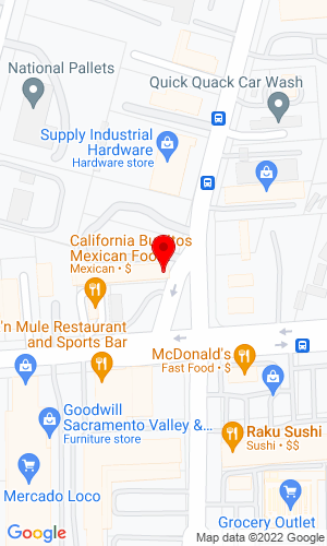 Google Map of Lodi Truck and Equipment 724 Harbor Blvd., West Sacramento, CA, 95691-2231