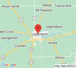 Job Map - Logansport, Indiana  US