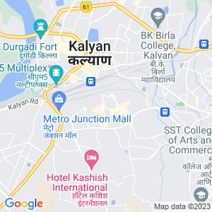 Google Map of Lok Kalyan Pathology Services, Hiran CHS Ltd., Lokgram, Kalyan (East) - 421306.
