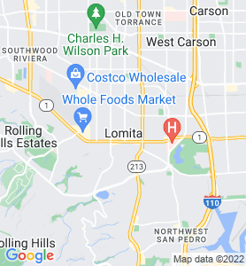 Lomita CA Map
