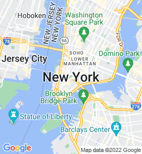 Long Island City NY Map