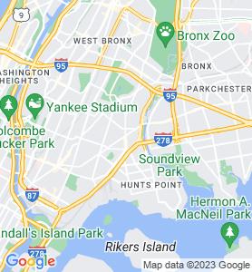 Longwood NY Map
