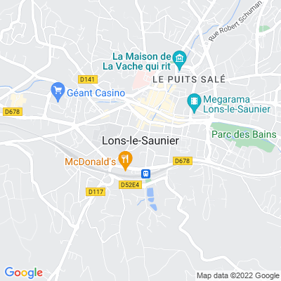 bed and breakfast Lons-le-Saunier
