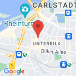 Zur Google Maps-Karte von Düsseldorf