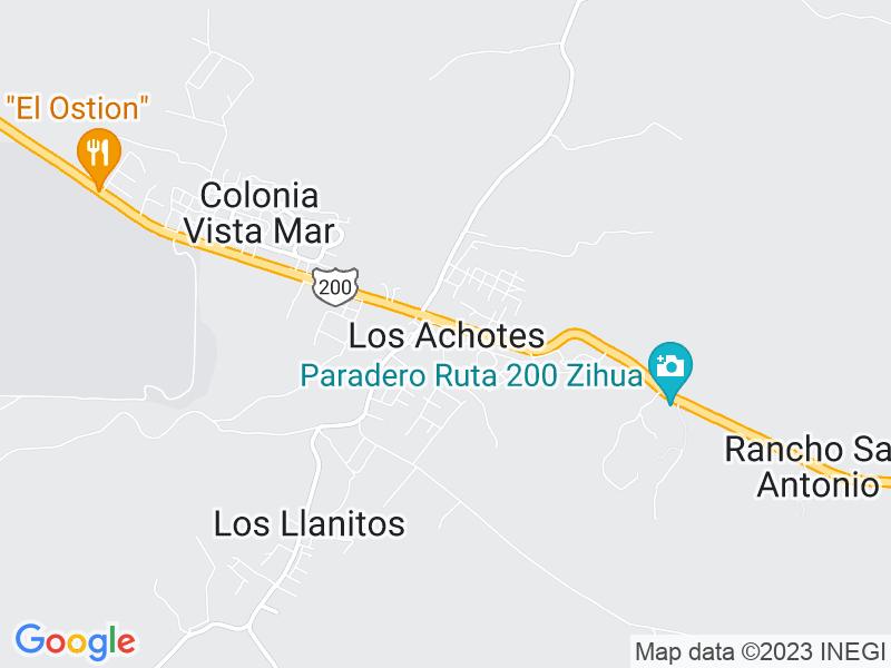 Los Achotes, Guerrero