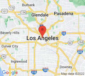 Job Map - Los Angeles, California  US