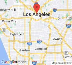 Job Map - Los Angeles, California 90001 US