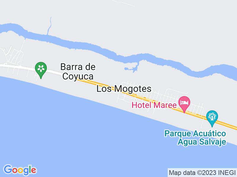 Los Mogotes, Guerrero