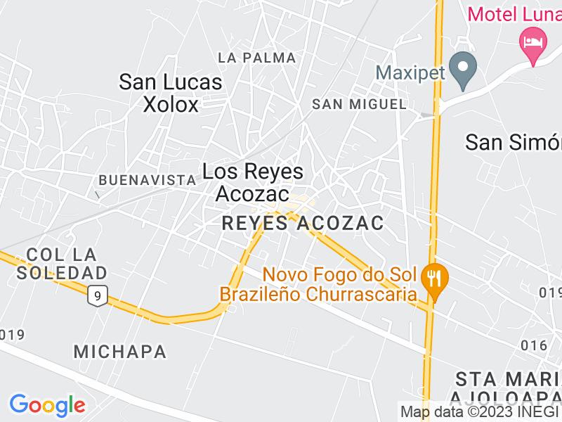 Los Reyes Acozac, Estado de México