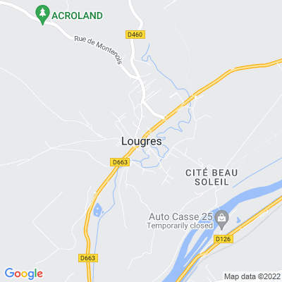 bed and breakfast Lougres