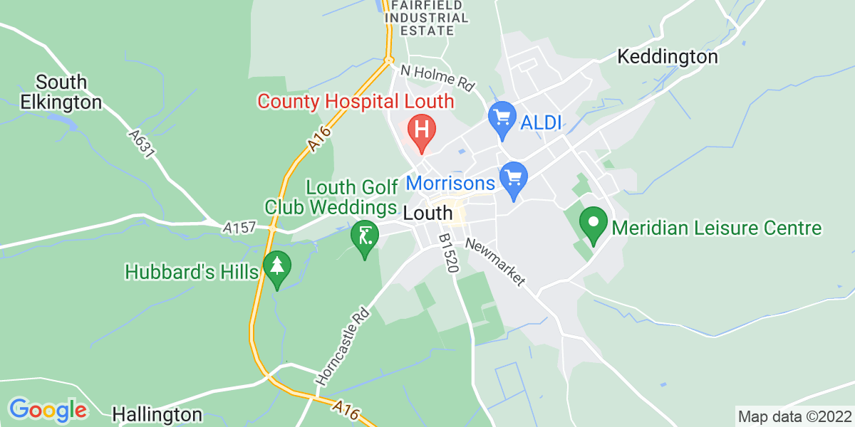 Map: Business Development Manager position in Louth