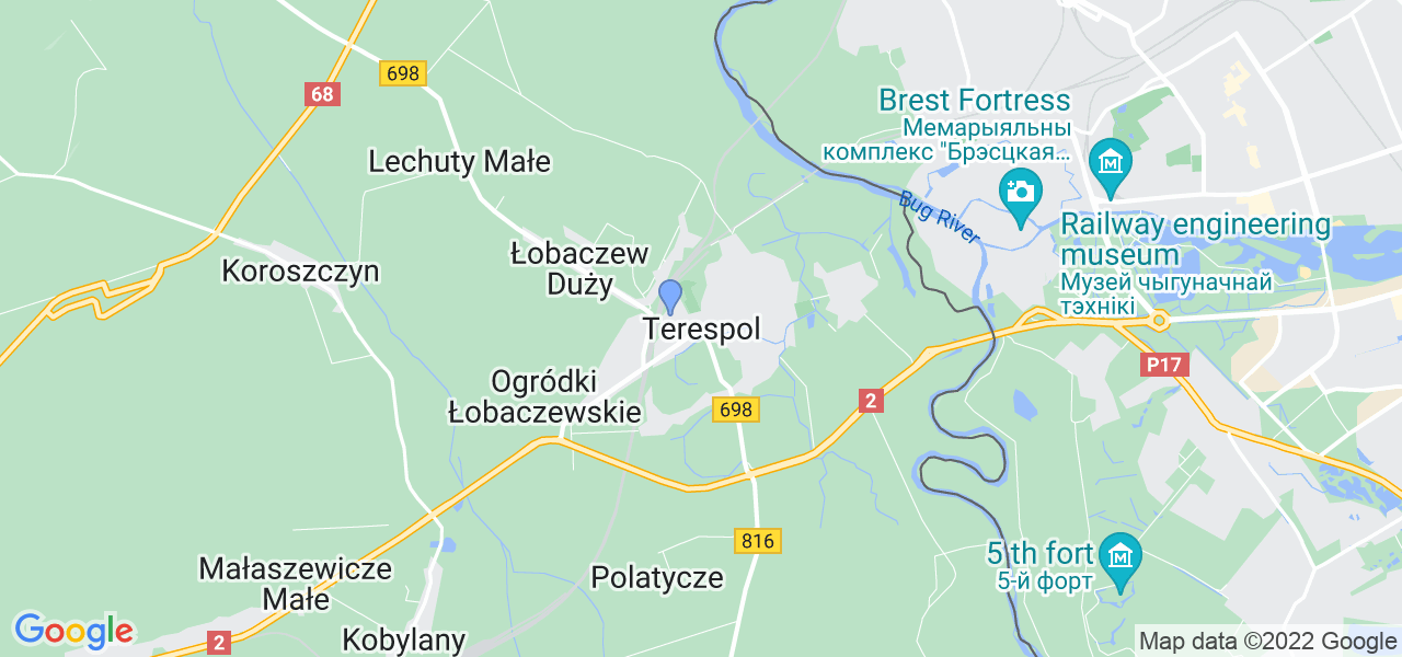 Dostępne w Terespolu lokalizacje punktów nadania, z których możesz skorzystać, chcąc wysłać turbinę do regeneracji w największym serwisie w Polsce