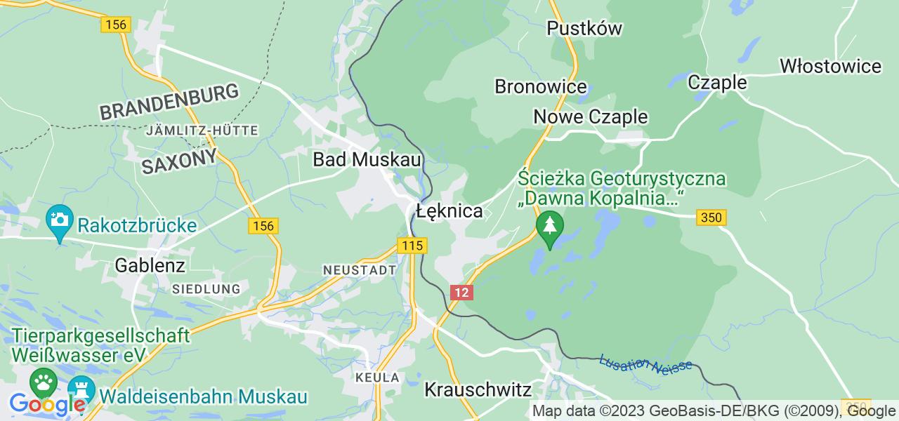 Dostępne w Łęknicy lokalizacje punktów nadania, z których możesz skorzystać, chcąc wysłać turbinę do regeneracji w największym serwisie w Polsce