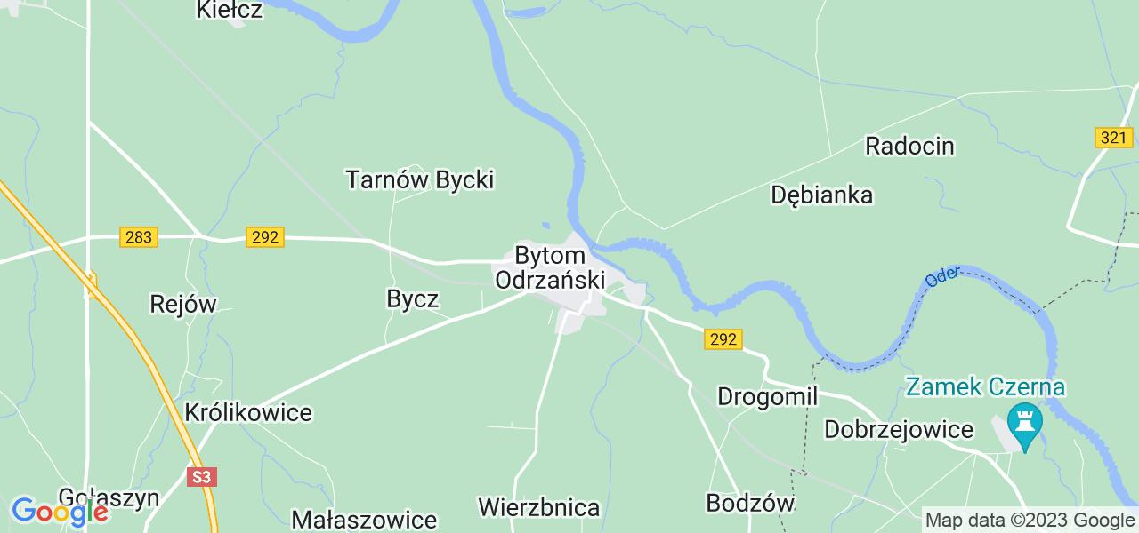 Dostępne w Bytomiu Odrzańskim lokalizacje punktów nadania, z których możesz skorzystać, chcąc wysłać turbinę do regeneracji w największym serwisie w Polsce