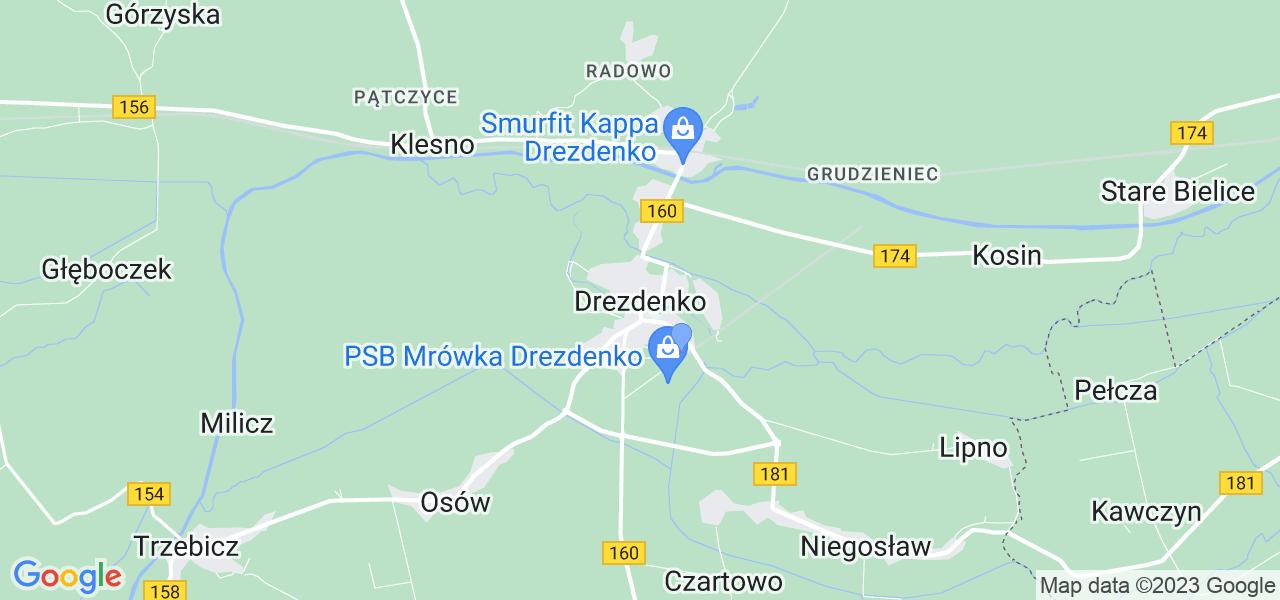 Dostępne w Drezdenku lokalizacje punktów nadania, z których możesz skorzystać, chcąc wysłać turbinę do regeneracji w największym serwisie w Polsce