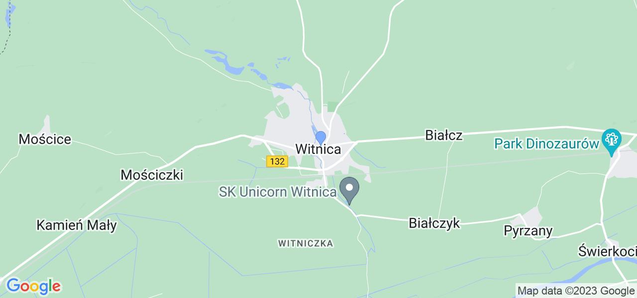 Dostępne w Witnicy lokalizacje punktów nadania, z których możesz skorzystać, chcąc wysłać turbinę do regeneracji w największym serwisie w Polsce