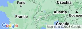 Lucerne map