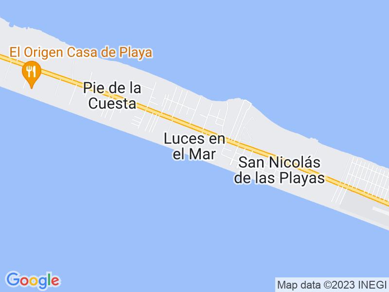 Luces del Mar, Guerrero
