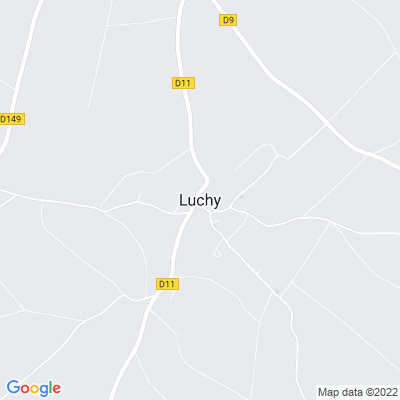 bed and breakfast Luchy