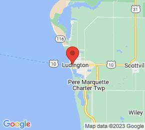 Job Map - Ludington, Michigan  US