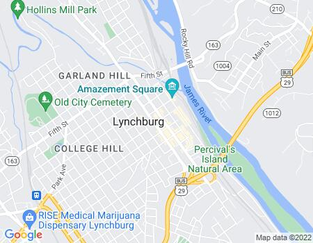 payday loans in Lynchburg
