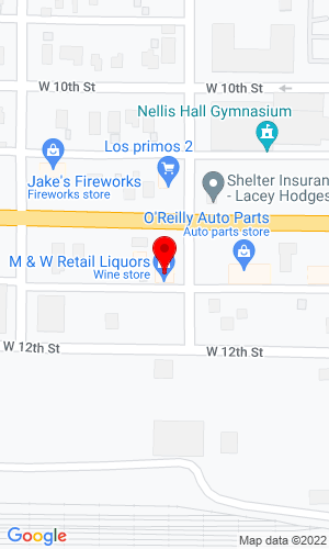 Google Map of M & D Truck and Equipment Sales 201 N 29th Avenue, Monroe, WI, 53566